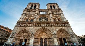 Arquitetura gótica e Catedral de Notre Dame