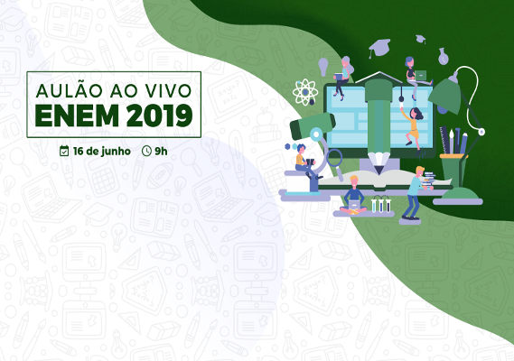 Aulão Enem 2019 Brasil Escola