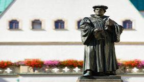 Estátua de Martinho Lutero