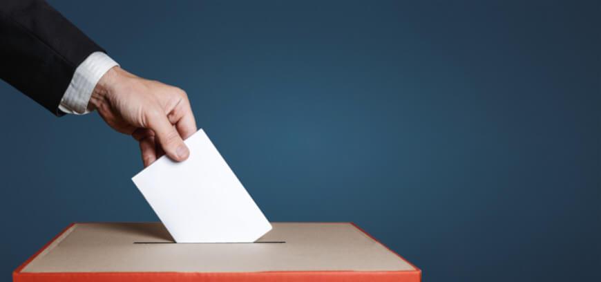 O uso do voto como forma de escolha das lideranças políticas atinge a história de várias culturas