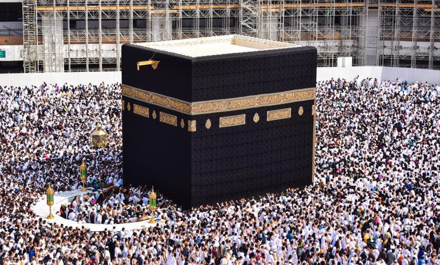 Visitar Meca uma vez na vida é um dos pilares mais importantes do islamismo.[1]