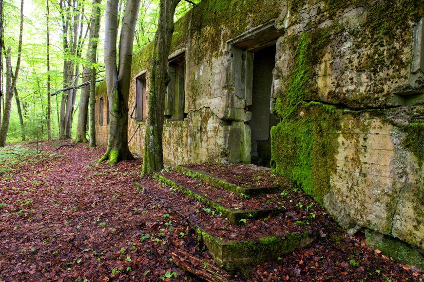 O atentado realizado pela Operação Valquíria aconteceu na Toca do Lobo, quartel-general dos nazistas na Prússia Oriental.