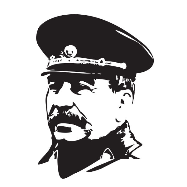 Durante a década de 1920, Stalin disputou o poder da União Soviética e prevaleceu fazendo com que seus adversários fossem expulsos do partido.
