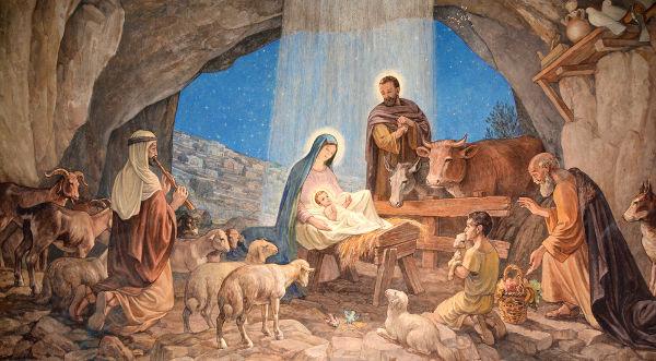 Atualmente, os historiadores não possuem evidências que comprovem o nascimento de Jesus Cristo em 25 de dezembro. [1]