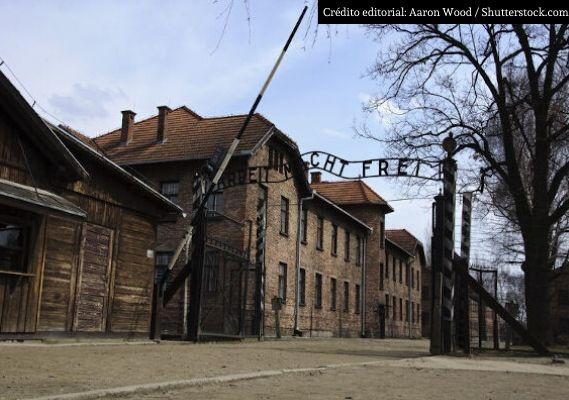 campo de extermínio de Auschwitz
