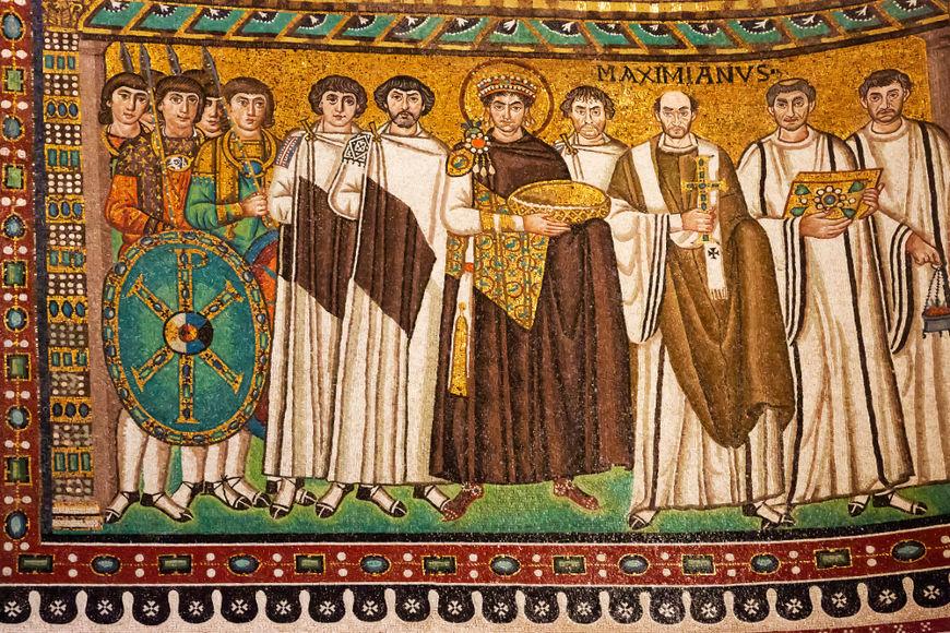 Justiniano governou o Império Bizantino durante o século VI e foi um dos imperadores mais bem-sucedidos desse império. [3]
