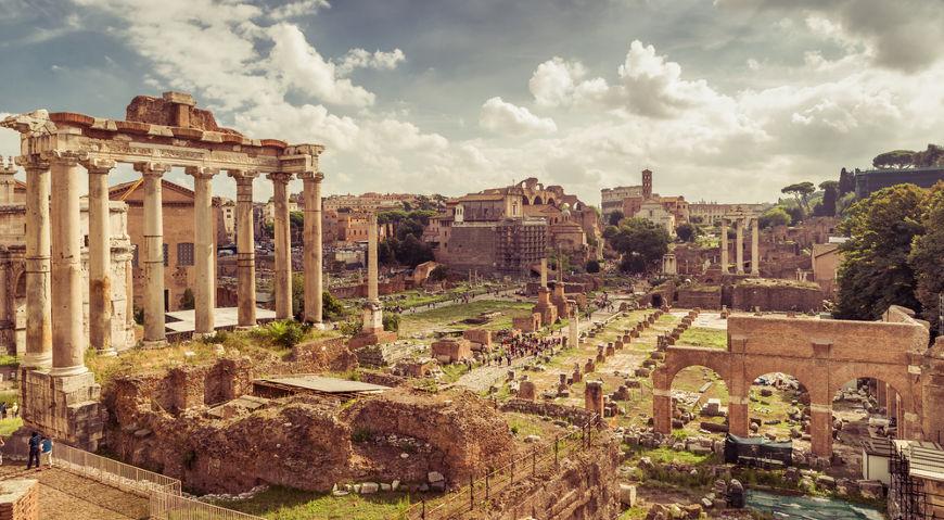 A Idade Média iniciou-se com a desagregação do Império Romano do Ocidente.
