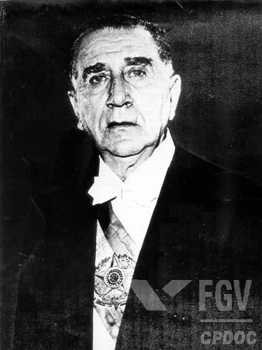 Emílio Garrastazu Médici foi um dos presidentes militares do período da Ditadura Militar.[1]