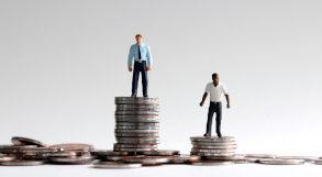 Representação de desigualdade social