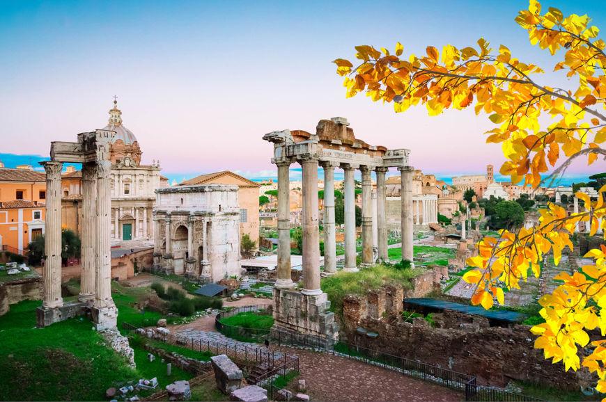 A desagregação do Império Romano é o marco que deu início cronológico à Idade Média.