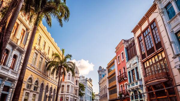 A invasão holandesa em Pernambuco transformou a cidade de Recife na capital da colônia neerlandesa.[1]