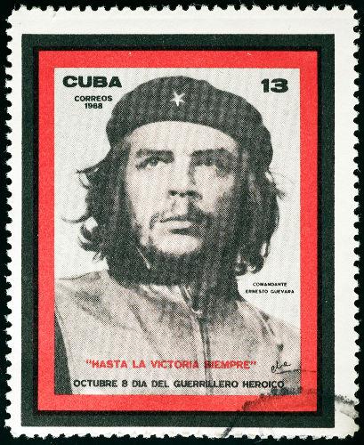 Foi sua atuação como revolucionário em Cuba que fez de Che Guevara uma das personalidades mais conhecidas do século XX.[2]