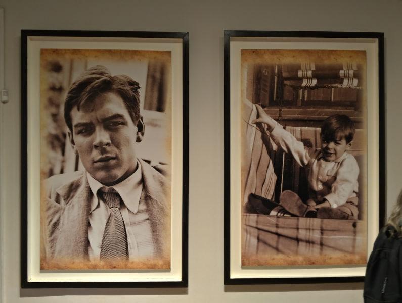 Che Guevara passou os principais anos de sua infância e adolescência residindo em Alta Gracia.[1]