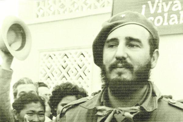 Fidel Castro liderou a guerrilha que conquistou Cuba em 1959 e permaneceu no poder da ilha até 2008.