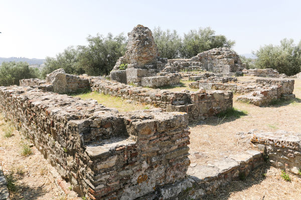 Esparta foi a pólis com o maior território sob seu controle em toda a Grécia e comandava a Liga do Peloponeso.