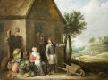 pintura de camponeses