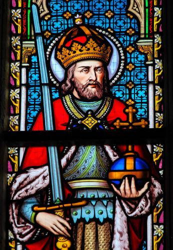 Em toda a trajetória carolíngia, o reinado de Carlos Magno foi o momento de maior expressão.[1]