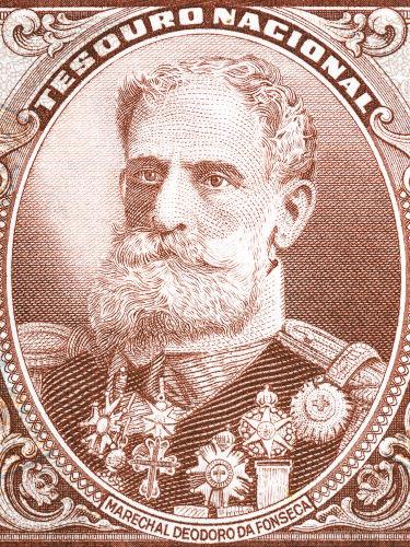 O marechal Deodoro da Fonseca foi convencido a derrubar o Gabinete Ministerial e acabou tornando-se o primeiro presidente do Brasil.