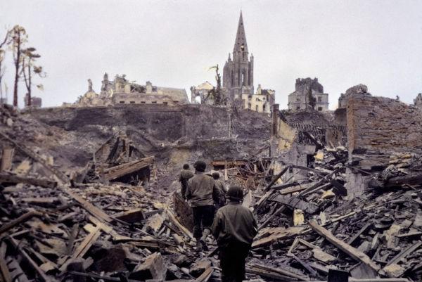 A Segunda Guerra Mundial foi um dos acontecimentos mais marcantes e importantes da Idade Contemporânea.