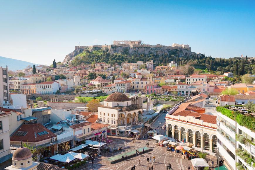 A cidade de Atenas foi atingida por uma doença misteriosa que matou cerca de 1/3 da população entre 430-427 a.C.