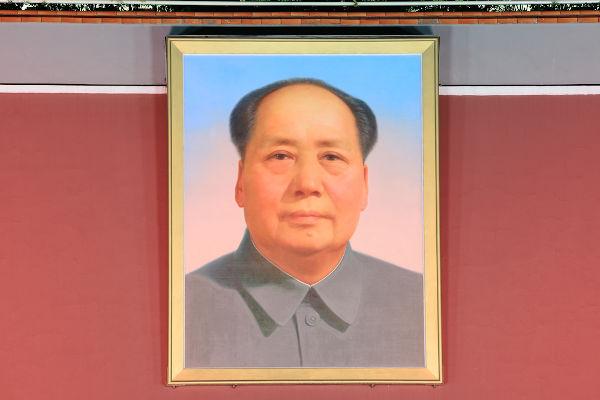 Mao Tsé-Tung foi o líder da Revolução Chinesa e esteve à frente do país até 1976, ano de sua morte.