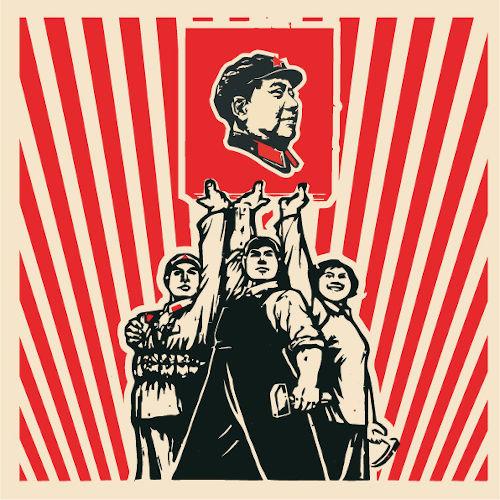 Na Revolução Cultural, Mao Tsé-Tung mobilizou os jovens do país para realizar perseguição ideológica contra os dissidentes dele.