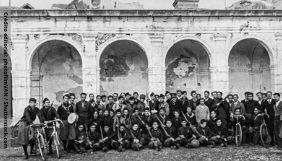 foto de jovens fascistas italianos