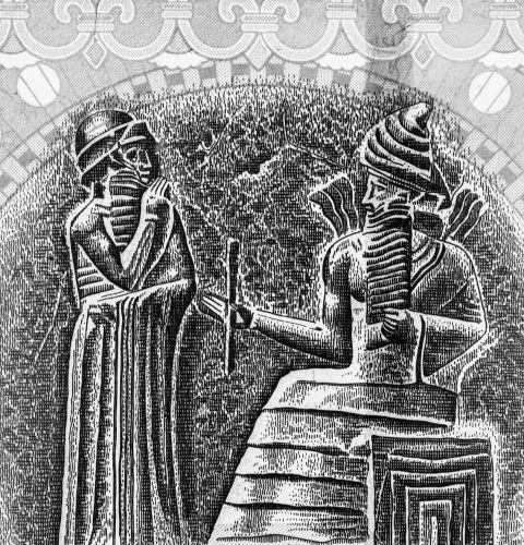 Acredita-se que o Código de Hamurábi foi elaborado durante o reinado de Hamurábi, rei da Babilônia no século XVIII a.C.