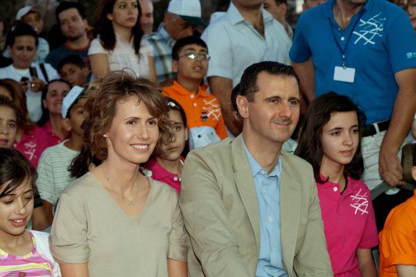 Desde 2011, Bashar al-Assad lidera as tropas sírias no combate aos rebeldes que lutam contra o seu governo na guerra civil.[1]