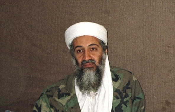 Osama Bin Laden foi um dos fundadores da Al-Qaeda.[1]