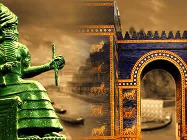 Os babilônios dominaram a Mesopotâmia em dois momentos distintos.