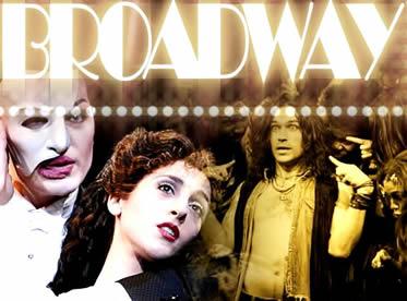 A Broadway hoje exporta seus espetáculos para diversos palcos do mundo