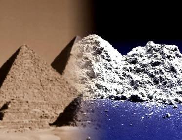 O cimento é um recurso empregado nas construções desde a Antiguidade