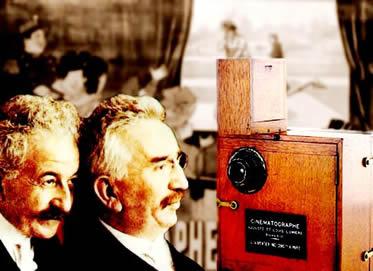 Os irmãos Lumière revolucionaram o mundo artístico nos fins do século XIX