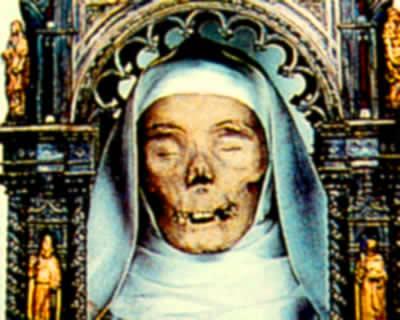 A cabeça de Santa Catarina de Siena: uma das mais curiosas relíquias religiosas da Idade Média