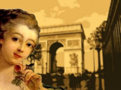 A civilização francesa influenciou várias nações com seus gostos e paradigmas