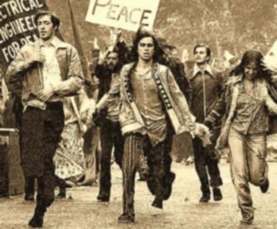 Movimento hippie minutos zen - Hippies anos 70 ...