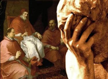 A excomunhão é uma punição dirigida a quem descumpre as regras da Igreja Católica
