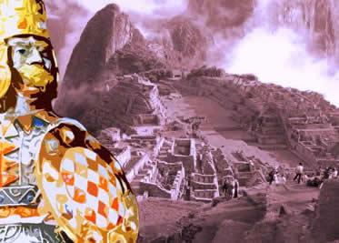 Os incas formaram um rico império ao longo da região andina