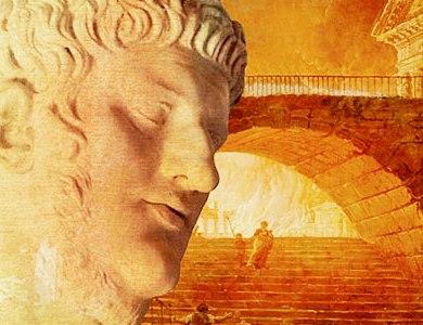 O incêndio de Roma tem boa parte de sua polêmica centrada na figura do imperador Nero