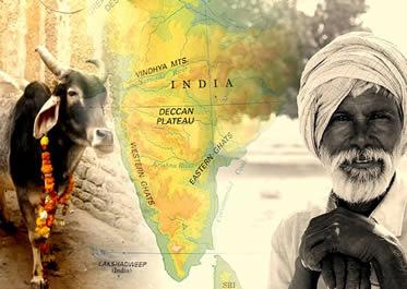 A civilização indiana carrega as tradições como dado explicativo de sua realidade
