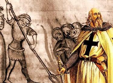 Jacques de Molay foi o último grão-mestre da Ordem dos Templários