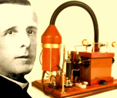 Resultado de imagem para invenção do radio