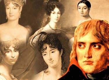 apoleão foi amante de muitas mulheres ao longo de sua vida