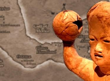 Os olmecas estabeleceram uma das mais antigas civilizações das Américas
