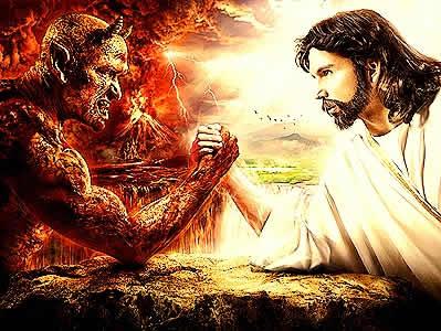 A ideia de oposição entre Deus e o Diabo nasce sob a influência da religiosidade persa