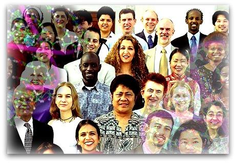 Não existem diferentes raças humanas, mas, sim, uma única espécie humana!