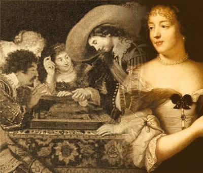 Algumas prostitutas da renascença acumulavam riquezas e tinhas amantes na aristocracia