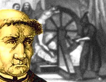 Torquemada realizou uma dura perseguição no período em que foi inquisidor