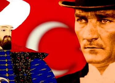 Os turcos formaram um dos mais extensos impérios de toda a História